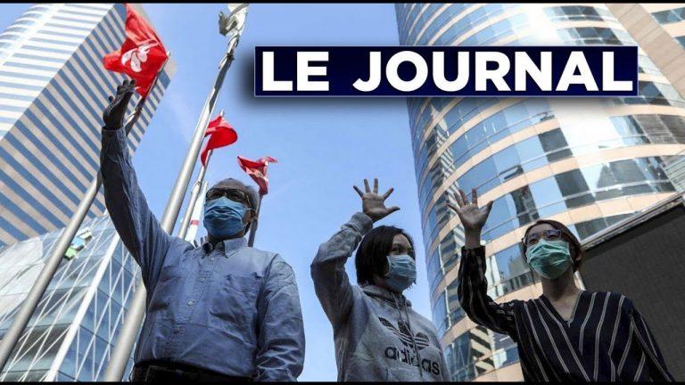 Hong Kong : vers un affrontement sino-étasunien ? [Vidéo]