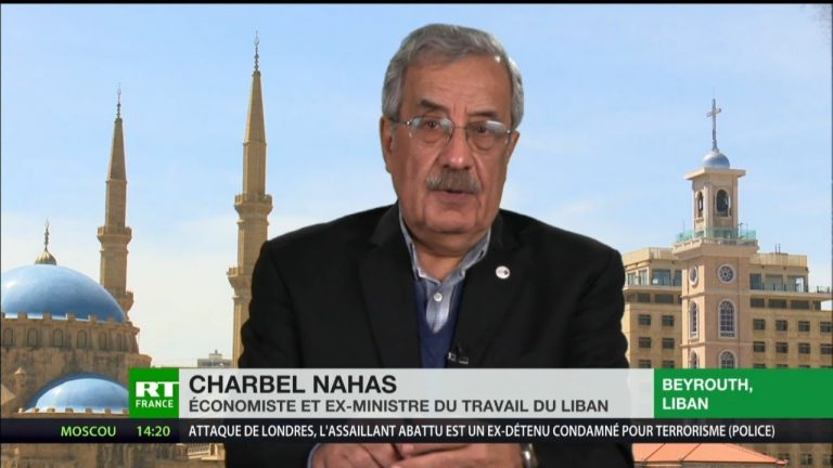 Liban : « Ce n'est pas le gouvernement qui tombe, c'est tout le système politique » [Vidéo]