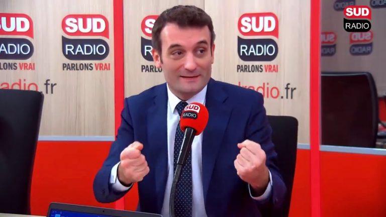 Florian Philippot : « On ne peut pas faire confiance aux parlementaires » [Vidéo]