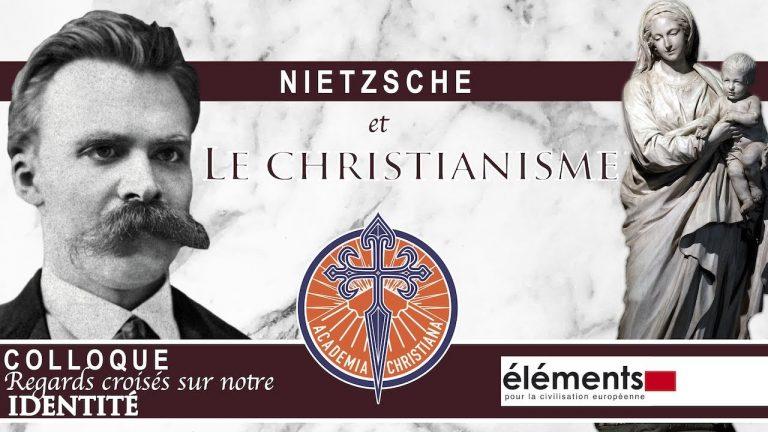 Gilles de Beaupte – Nietzsche et le christianisme [Vidéo]