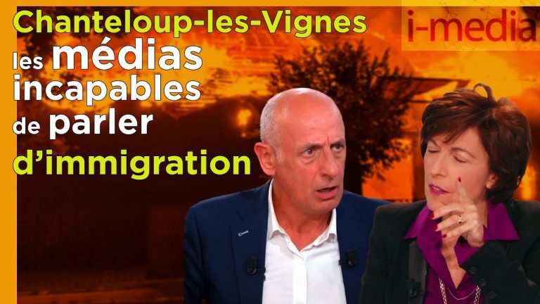 Émeutes à Chanteloup, les médias incapables de parler d'immigration [Vidéo]