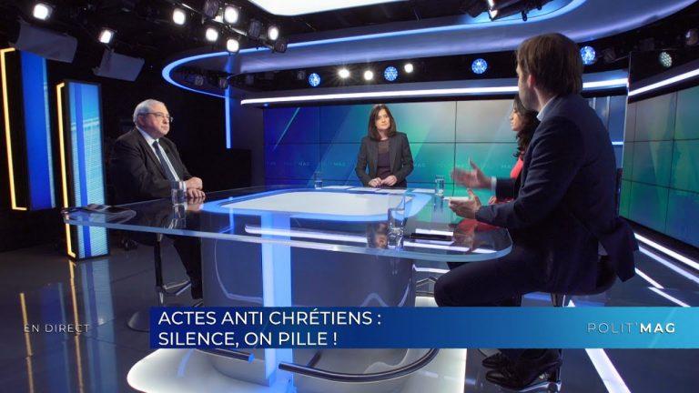 Christianophobie et actes anti-chrétiens : silence, on tue ! [Vidéo]