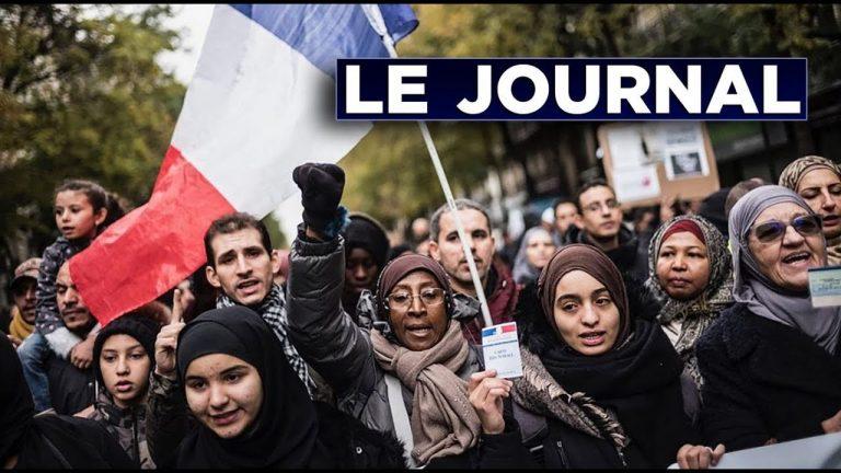 Marche contre « l'islamophobie » : le choc [Vidéo]