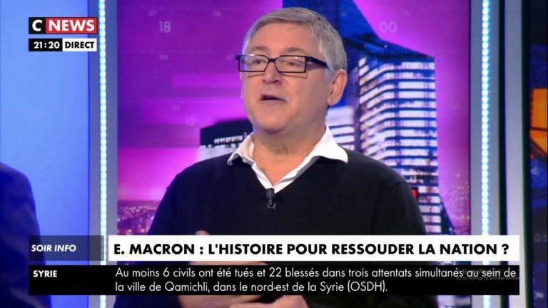 Michel Onfray : « Macron est un populicide » [Vidéo]