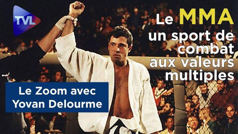 Le MMA, un sport de combat aux valeurs multiples [Vidéo]