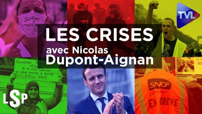 France : crise globale. L'analyse de Nicolas Dupont-Aignan [Vidéo]