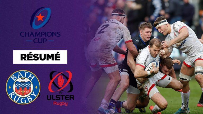 Rugby. 4 sur 4 pour les Irlandais en Champions cup [Vidéo]