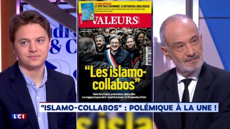 Gros désaccord entre Bastien Lejeune et Gérard Miller traité d'islamo-collabo [Vidéo]