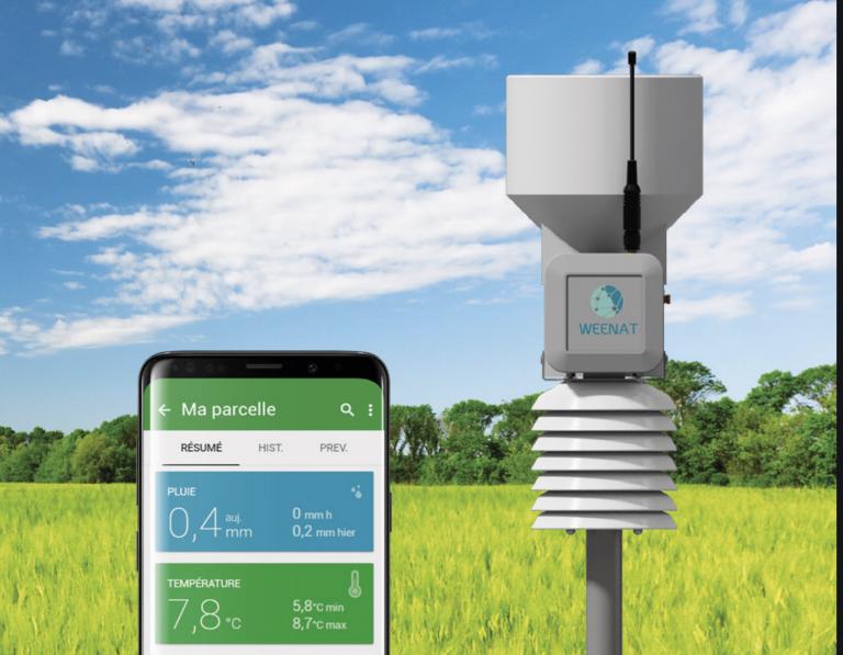 Bretagne. Le Gall-Corre : un réseau local et collaboratif de météo connectée pour agriculteurs