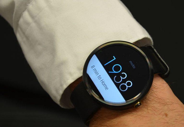 Les montres intelligentes sont les objets connectés les plus convoités par les Français
