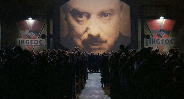 « En Dehors du travail, tout sera interdit…». Diffusée sur les réseaux sociaux, cette phrase d'Orwell dans 1984…qui n'existe pas