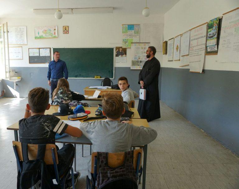 Solidarité Kosovo engage de grosses rénovations dans les écoles serbes