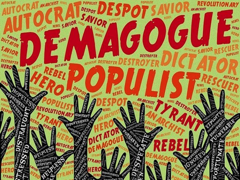 Et si le populisme n'existait pas ? La preuve avec le dictionnaire des populismes