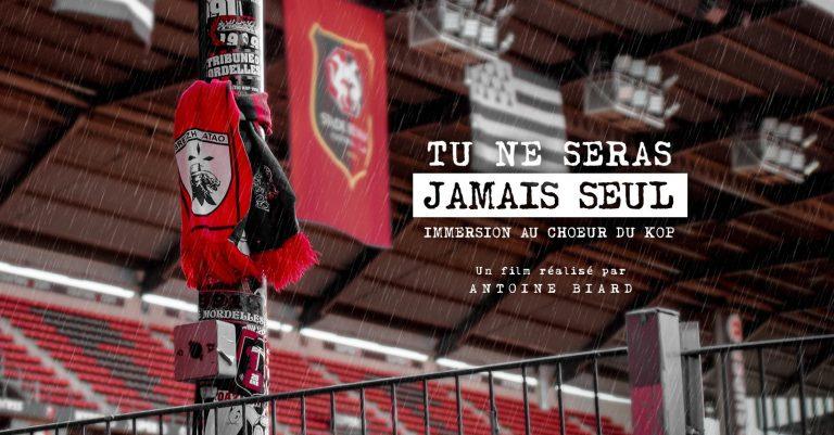 « Tu ne seras jamais seul ». Le DVD hommage aux supporteurs du Stade Rennais disponible en pré-commande.