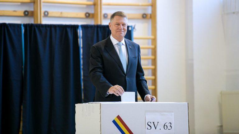 Roumanie. Analyse du premier tour des présidentielles roumaines