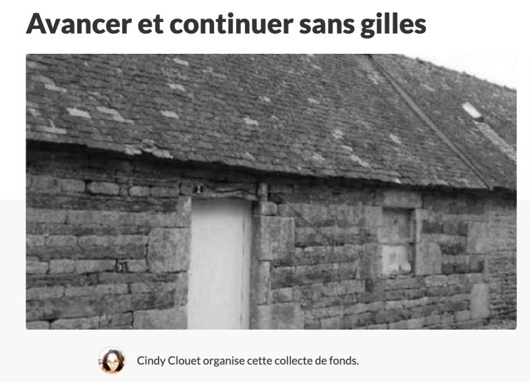 Scaër. Son mari décédé, elle lance une collecte pour pouvoir rénover sa maison
