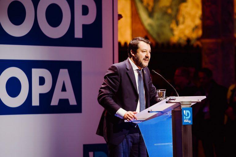 Flandre, Vlaams Belang. Matteo Salvini : « L'islam est la mort de notre continent » [Vidéo]