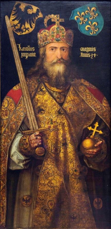 Charlemagne, d'Albrecht Dürer