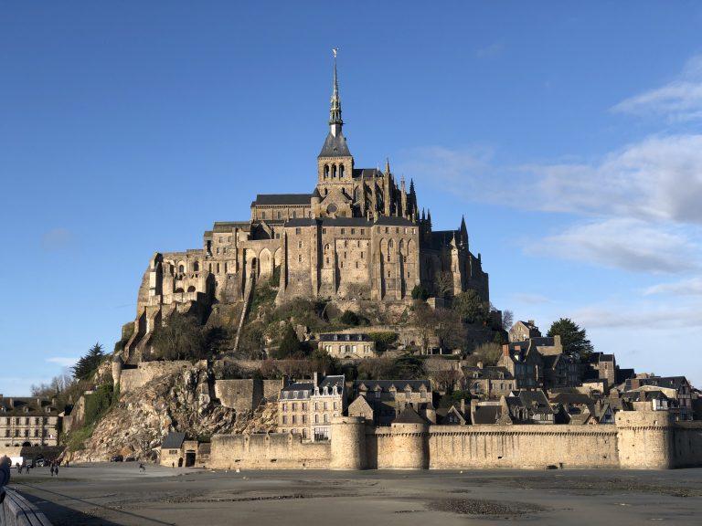 Découvrir le Mont-Saint-Michel, joyau du patrimoine européen [Photos]