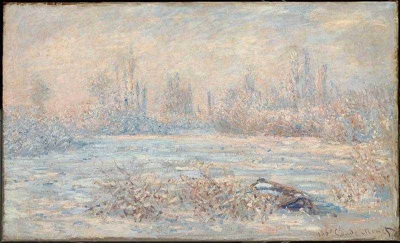Claude Monet, Le Givre