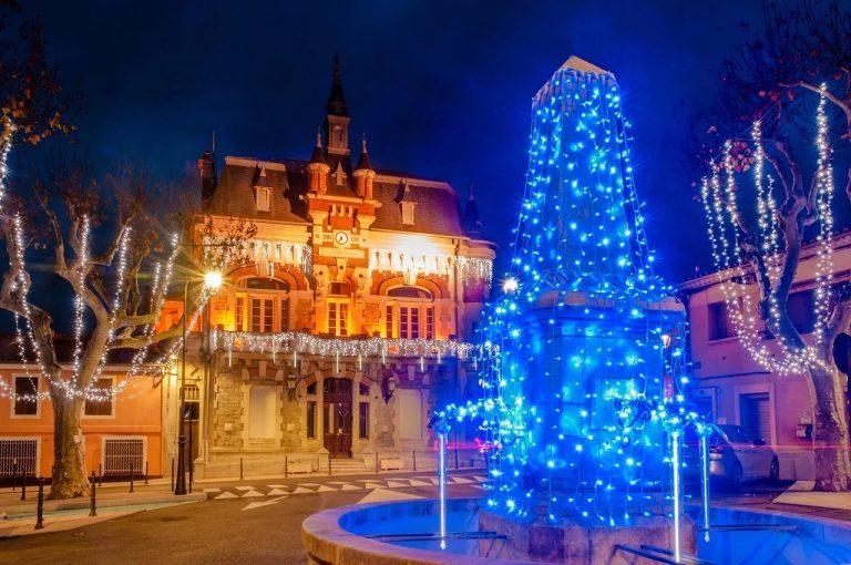 Illuminations de Noël : bientôt victimes du « changement climatique » ?