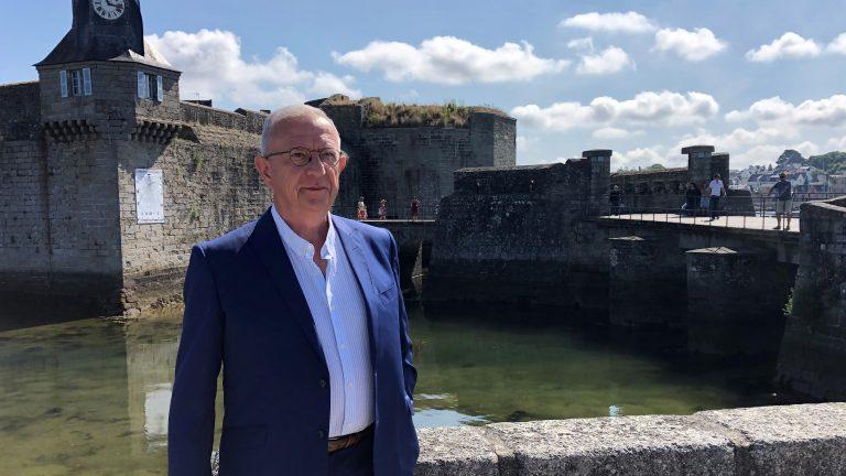 Christian Perez (RN) veut s'emparer de la mairie de Concarneau [Interview]