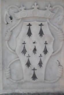 Tombeau de François II, père d'Anne de Bretagne, Nantes