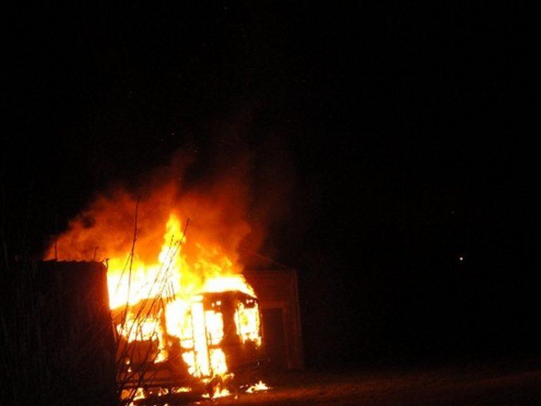 Nantes. Représailles après la fusillade entre gens du voyage et Roms : 5 caravanes brûlées