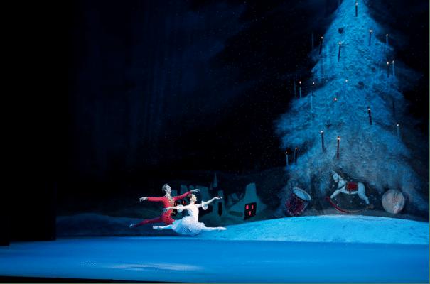 Casse-Noisette, la magie du ballet Bolchoï projetée au cinéma, le 15 décembre