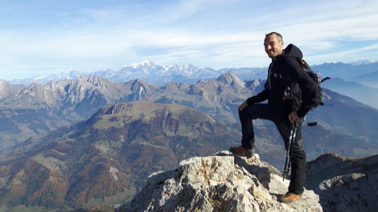 Ecotrek 2020. Il va parcourir 7 000 kilomètres à pied autour de la France pour sensibiliser à la préservation de l'environnement