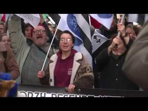 Manifestation de défense des langues régionales à Paris [Vidéo]