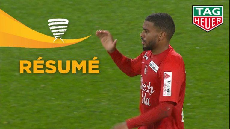 Football. Le Stade Brestois qualifié en Coupe de la Ligue, Nantes et Rennes éliminés [Vidéo]