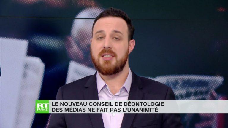 Le nouveau conseil de déontologie des médias ne fait pas l'unanimité [Vidéo]