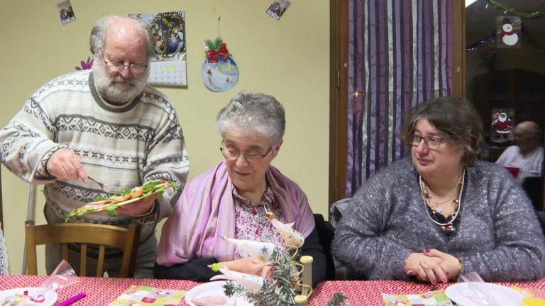 Réveillon de Noël au secours catholique [Vidéo]