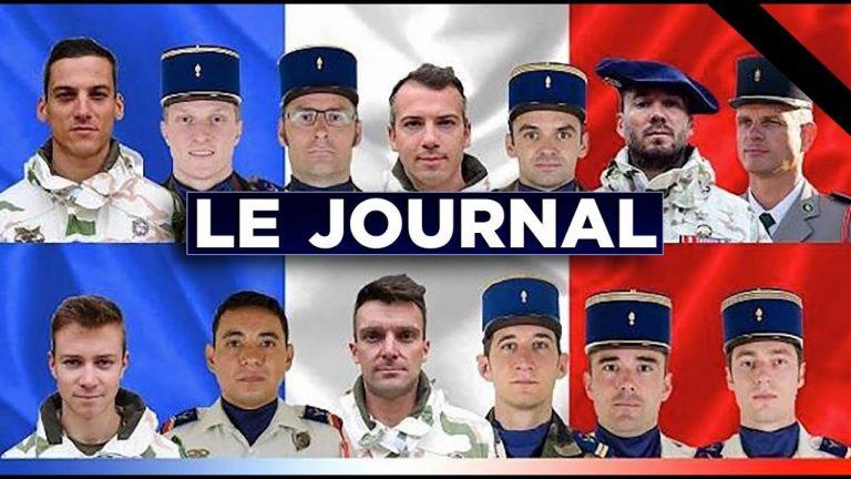 Treize militaires honorés par la France [Vidéo]