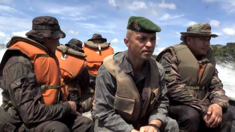 Légion étrangère, un mois au cœur de l'enfer vert [Vidéo]