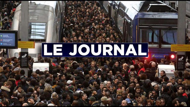 Grève du 5 décembre vers un Jeudi noir dans les transports [Vidéo]