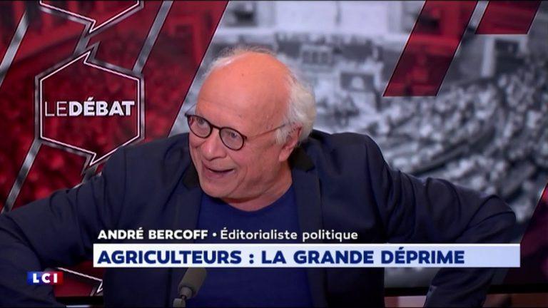 André Bercoff : « Un migrant reçoit plus qu'un agriculteur, c'est aberrant ! » [Vidéo]
