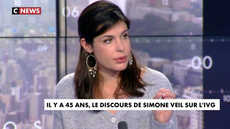Charlotte d'Ornellas contre tout le plateau de CNews sur l'avortement [Vidéo]