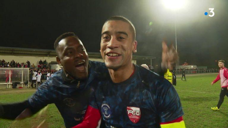 Coupe de France : Qualification du FC Guichen pour les 32e de finale face au Rheu [Vidéo]