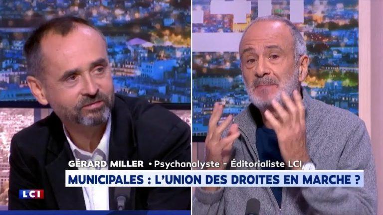 Robert Ménard recadre Gérard Miller : « Vous souteniez des staliniens, ne la ramenez pas » [Vidéo]