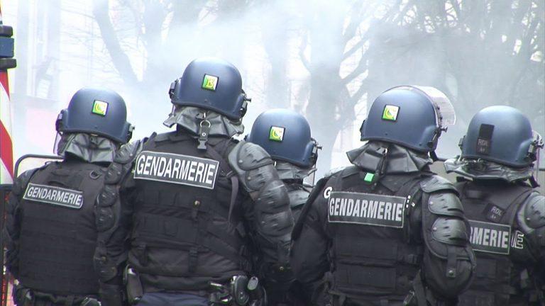 Retour sur la manifestation contre la réforme des retraites, le 10 décembre à Rennes [Vidéo]