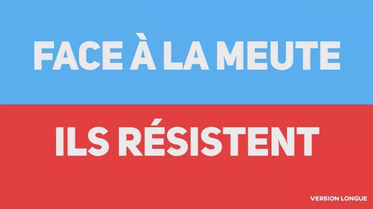 Face à la meute : ils résistent (Bardella, Cespedes, Dupont-Aignan, Bock-Côté, Shahinyan…) [Vidéo]