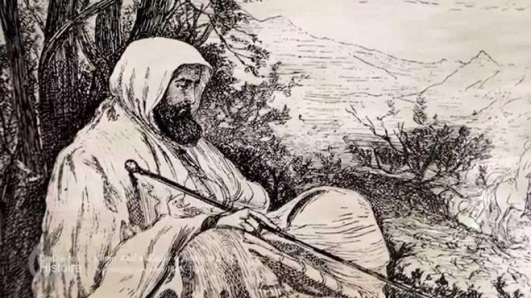 Documentaire. Au sujet de <i>L'Émir Abd el-Kader à Amboise, le prisonnier tant aimé</i>