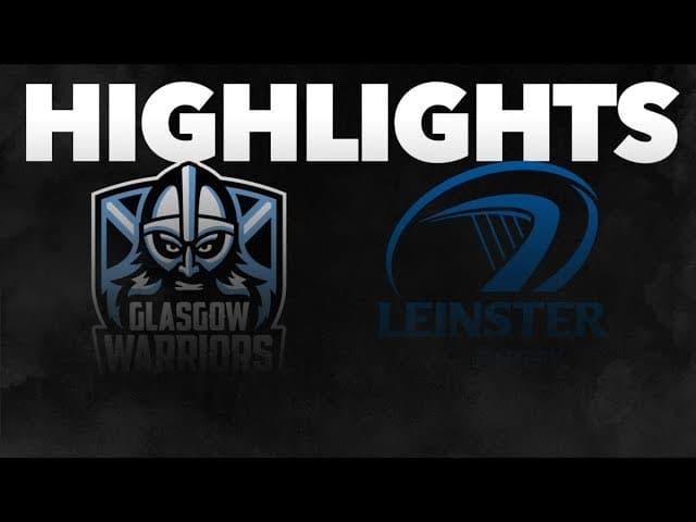 Pro 14 rugby. Le Leinster invaincu et invincible [Vidéo]