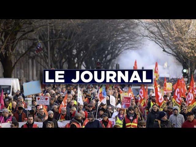 La grève pour les retraites ou contre Macron ? [Vidéo]