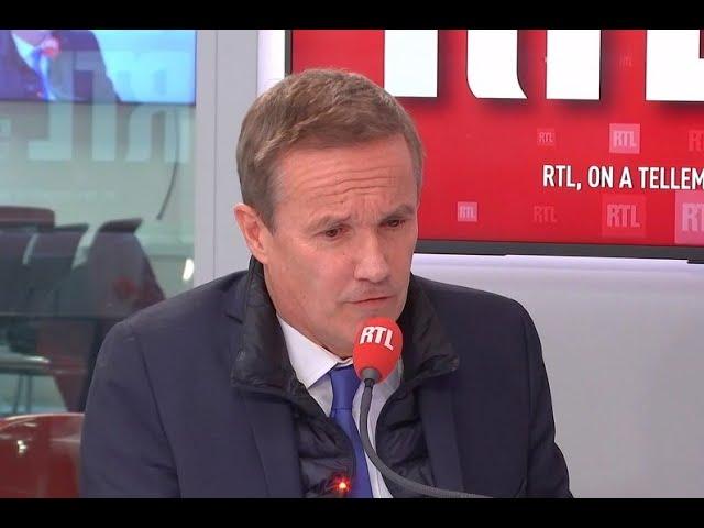 Réforme des retraites : Dupont-Aignan propose sur RTL « la grève de la gratuité » [Vidéo]