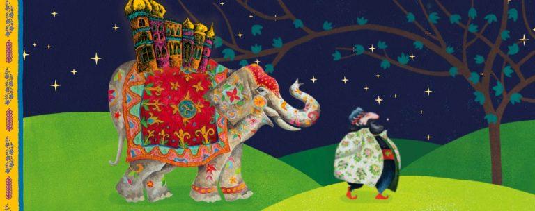 Noël à Trévarez. L'exposition « Les mille et une nuits » fait réagir !