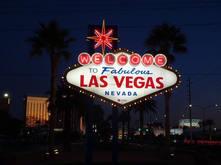 [Reportage] Ce qui se passe à Vegas…
