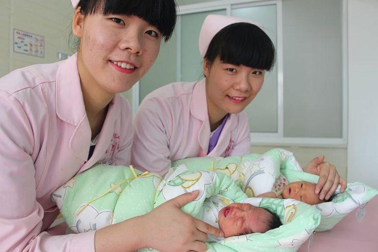 Démographie. Un taux de natalité plus faible en Chine qu'en France…
